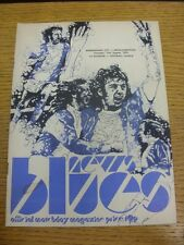 17/08/1974 Birmingham City v Middlesbrough  (Marks, Scores Noted). Trusted selle