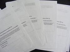 72 KAISER KLAUSUREN + LÖSUNG (PDF's)