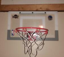 Slightly Used Spalding Nba Slam Jam Over the Door Mini Basketball Hoop