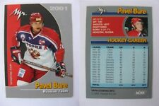 2001-02 Spartak Cup Pavel Bure SP rare SSP team Russia