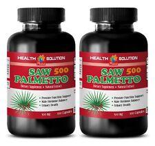 Prostate libido- SAW PALMETTO EXTRACT - 2 B/200 -saw palmetto hair loss