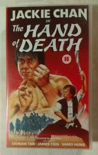 Hand of Death VHS 1976 Martial Arts John Woo Jackie Chan 1990 M.I.A. Video Small