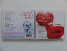 Classical Christmas dreams DOMINGO PAVAROTTI ... CD ALBUM