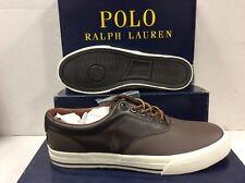 Polo Ralph Lauren Vaughn Saddle Mens Sneakers Trainers Shoes, Size UK 7 / EUR 41