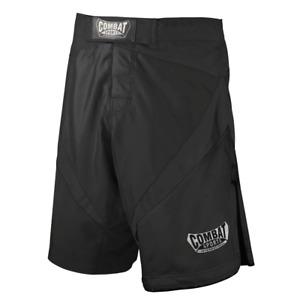 Combat Sports CSB2 MMA BJJ No Gi Competition Fight Training Board Shorts - Black