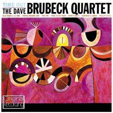 DAVE QUARTET BRUBECK - TIME OUT  CD NEUF