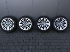 4x Sommerkompletträder Alu 245/45 R18V Continental, Opel Insignia