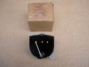 50-51 Mercury instrument oil pressure gauge, OM-9273, NOS