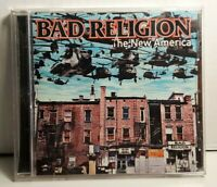 Bad Religion- The New America (CD 2000 Atlantic) 83303-2