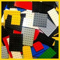 LEGO® 30 Platten Basic Bauplatten Kilo kg Kiloware