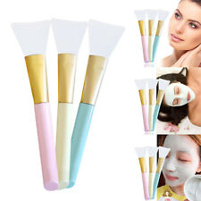 Professional Silicone Facial Face Mask Mud Skin Care Beauty Makeup Brush Tools
