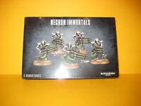 Warhammer 40k - Necrons - Immortals - Deathmarks