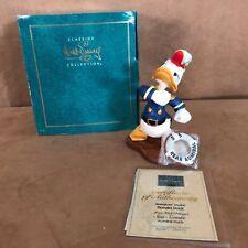 WDCC Walt Disney Admiral Donald Duck Sea Scouts figurine society NIB 1994 LE