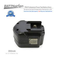 12V 2.0AH Battery for MILWAUKEE 48-11-1950 48-11-1960 48-11-1967 48-11-1900