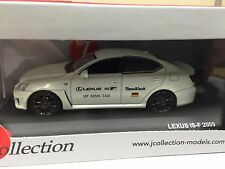 LEXUS IS-F Nurburing Taxi (Timo Glock) Version J COLLECTION 1:43 DIECAST-JCL095