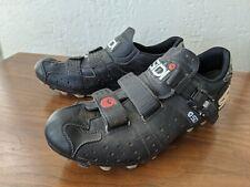 Sidi Dominator Mountain Bike Shoe US 9.5 - EU 42 1/2 MTB Shoes w/ SPD cleats