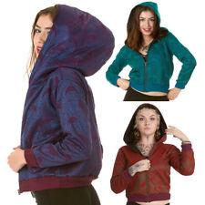 Cropped Rave Hoodie, Psy Trance Clothing, Hippy Jacket, Festival Clothing
