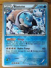 Pokemon TCG : BLASTOISE 16/101 World Championship PROMO Rare