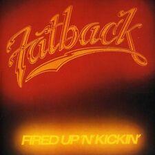 The Fatback Band - Fired Up N Kickin [New CD] UK - Import