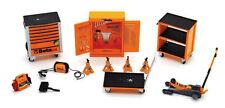 Garage Beta Utensili in miniatura per collezionisti 1:18   Beta tools