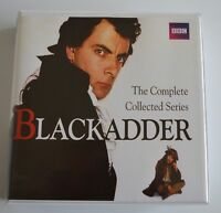 Black Adder: The Complete Collected Series - Audiobook - 15CDs
