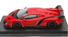 Lamborghini Veneno Red Pearl Red Line 1/18 by Kyosho 09501RPR Brand New