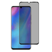 Full Covered Privacy Tempered Glass Screen Protector Film For Huawei P30 Pro P30