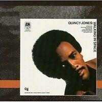 Quincy Jones: Walking IN Space - CD