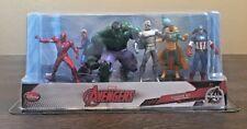 MARVEL AVENGERS Figurine Set NEW in Box Six Characters