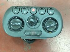 Comandi Riscaldamento Centrale Fiat Multipla Del 2009 Funzionanti