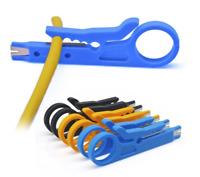Pince a Dénuder - couteau pince à sertir outil de sertissage de câble