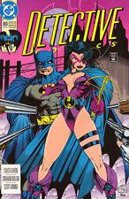 DETECTIVE COMICS #653 - Back Issue