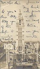 CAPTAIN JACK BONAVITA DOMPTEUR DE FAUVES AMERICAIN TUE PAR UN OURS EN 1917