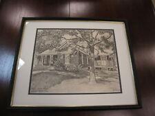 Roscoe Misselhorn Sketch Print