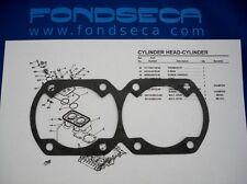 YAMAHA TZ 250 350 TZ350 BASE GASKET. 383 NEW BRAND. TRIED & TESTED ! FREE P+P