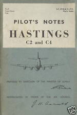 HANDLEY PAGE HASTINGS C.2 AND C.4 / PILOT'S NOTES