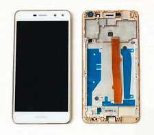 NEW Huawei Y6 2017 Touch Screen Digitizer LCD Display Assembly With Frame White