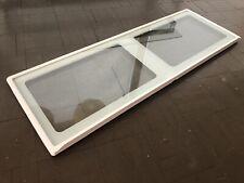 Ge Monogram Fridge Large Glass Shelf Unit