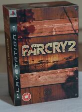 Far Cry 2 - Limited Edition (Sony PlayStation 3, 2008)