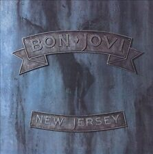New Jersey CD Bon Jovi Lay Your Hands On Me Bad Medicine 99 In The Shade Rock