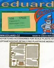 eduard - Flakpanzer IV Möbelwagen 37mm Flak Ätzteile 1:35 Tamiya Modell-Bausatz