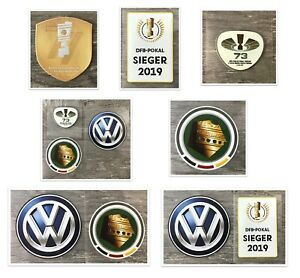 Bundesliga 2015/2016/2019/2020 DFB Porkal German Cup Patch Bayern Munich Dortmun