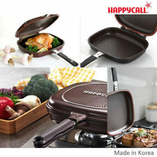 Happycall Double Sided Pan Big Size Pressure Jumbo Grill Frying Pan Happy call