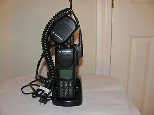 Motorola XTS3000 Model III UHF 403-470Mhz P25 Radio DES-OFB  H09RDH9PW7BN