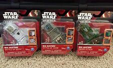 NEW! Lot of 3 Star Wars Box Buster battle of Yavin, Hoth, and Endor Attack