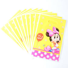 Minnie Mouse Its A Girl Baby Shower Party Bags Loot Bag