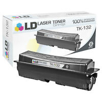 LD TK-132 Black Laser Toner Cartridge for Kyocera-Mita Printer