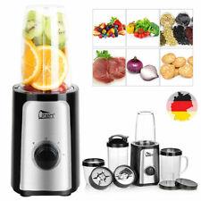 7in1 Smoothie Maker Standmixer Küchenmaschine Rührmaschine  Mixer Milchshaker DE