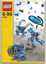 Lego Instruction Manual 49 Creations 4099-Manual Only!