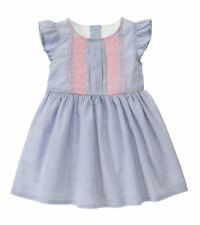 Gymboree Animal Party Striped dress New NWT girls size 5T